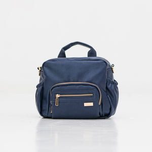 Navy Mini Diaper Bag LIMITED EDITION