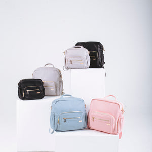 Pebble Mini Diaper Bag