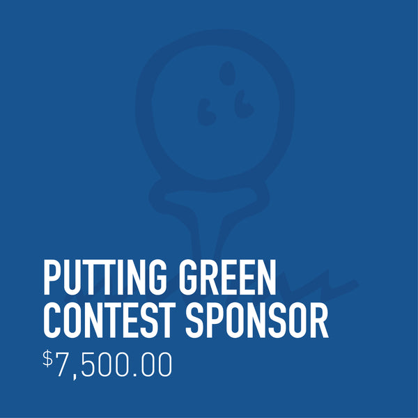 Putting Green Contest Sponsor