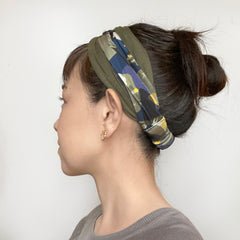 Knot headband  - Butterfly