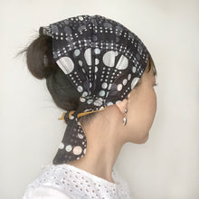 Polka Dots Cotton Head scarf