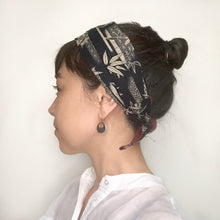 Japanese Bamboo head scarf