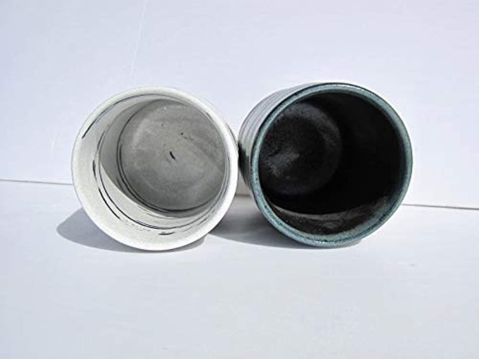 Sushi Yunomi Tea cups Set of 2 from J