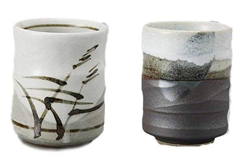 Yunomoi Japanese tea cups  set of 2