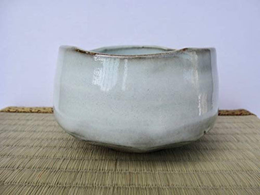 Mino shino Matcha bowl for tea ceremony,