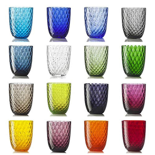 Idra balloton set 16 glasses different colors