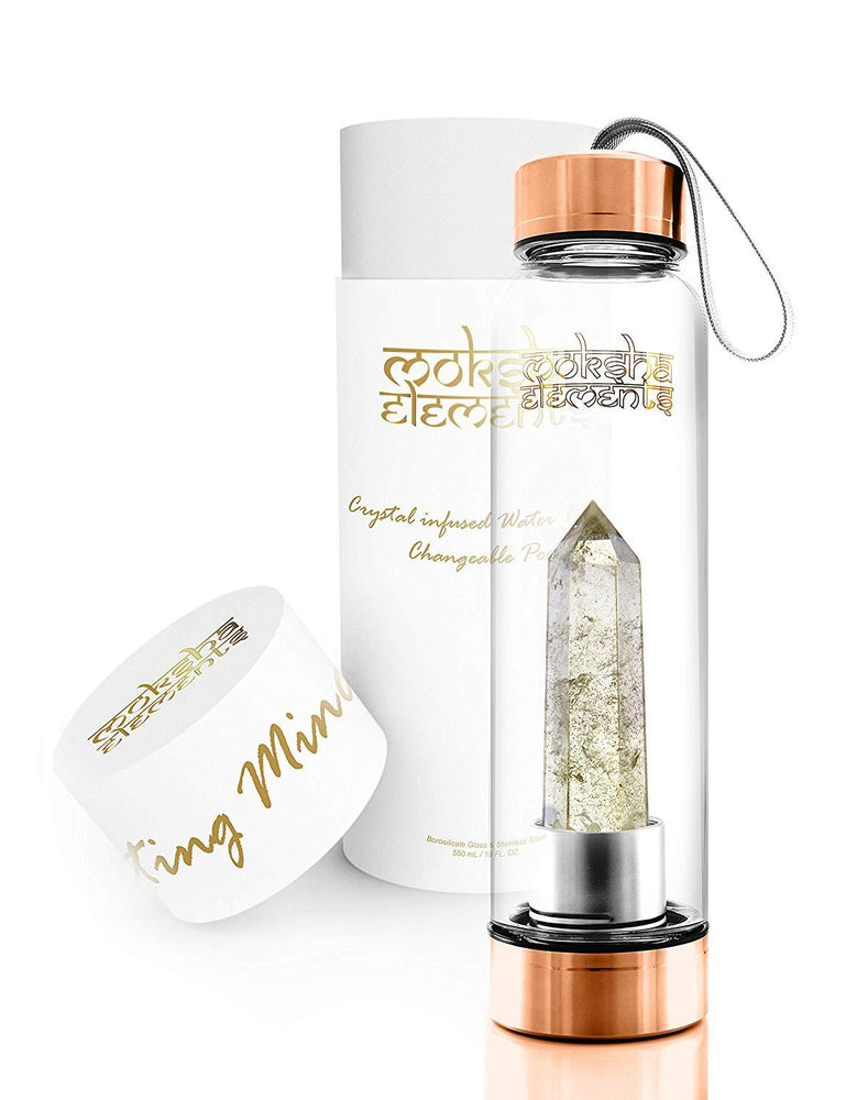 Crystal Infused Water Bottles