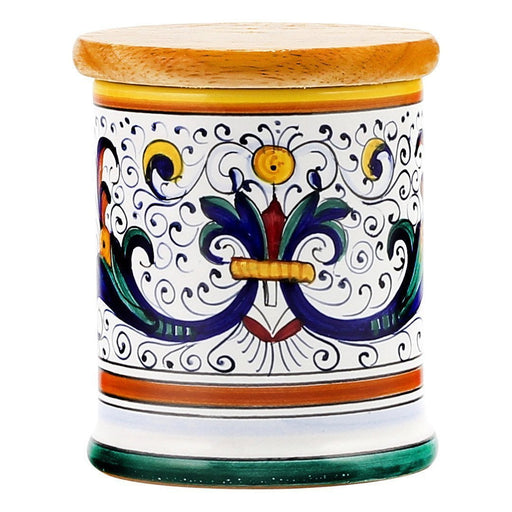 RICCO DERUTA: Jar Cup Candle with lid
