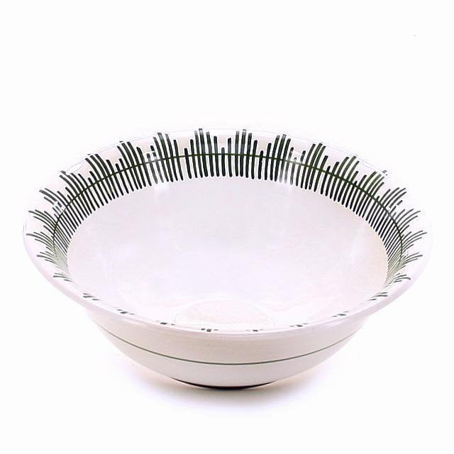 GIARDINO: Large Pasta/Salad Serving Bowl