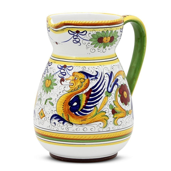 RAFFAELLESCO: Pitcher