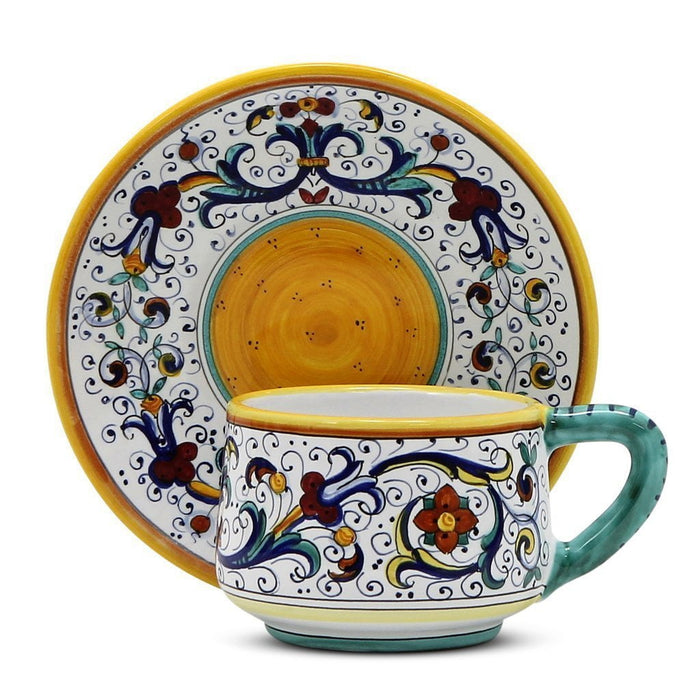 RICCO DERUTA: Cup and Saucer