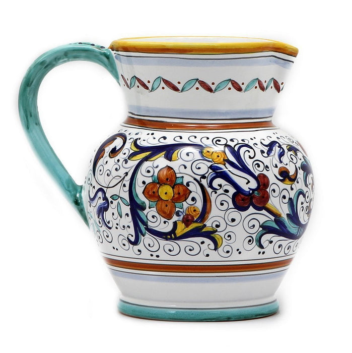 RICCO DERUTA: Pitcher (2 Liters/64 Oz/ 8 Cups)