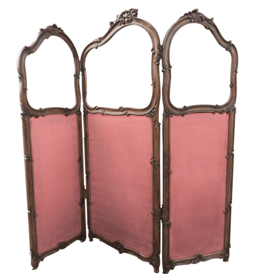 Three Fold screen French 19th century