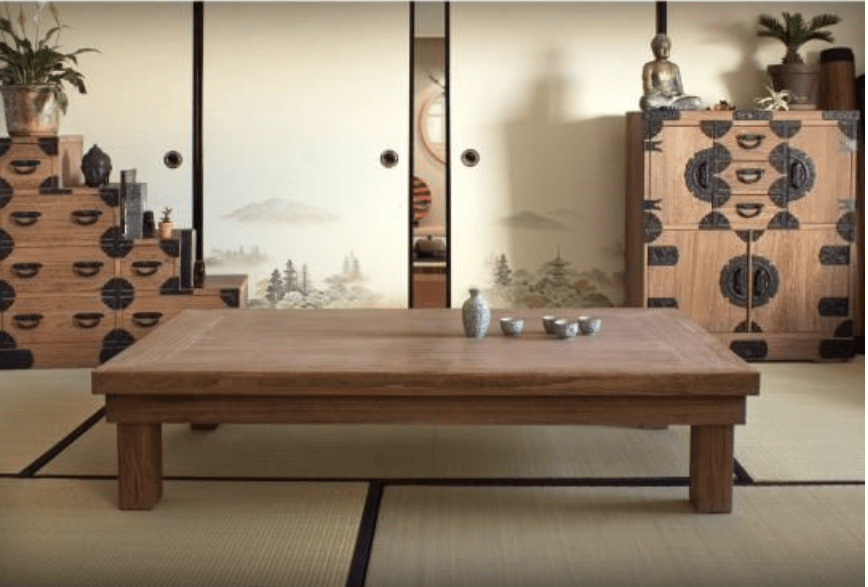Tatami Tea Table
