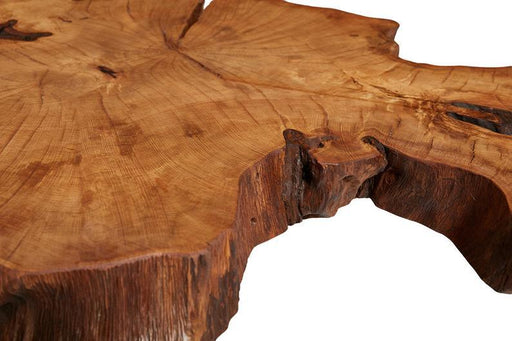 Live Edge Coffee Table,
