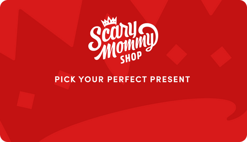 Scary Mommy Shop Gift Card