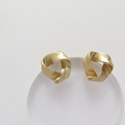 Almost Dough stud earrings
