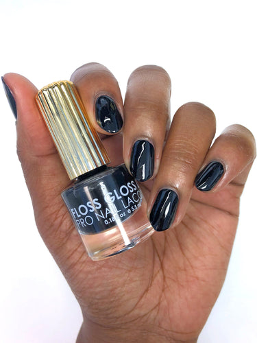 Black Holy nail polish