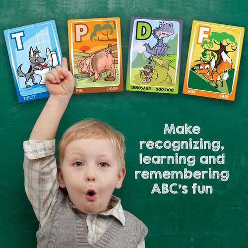 Alpha Cards ABC flash cards