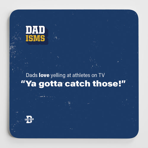 Dad-ISMs Coaster Set