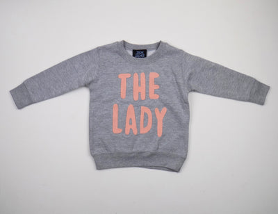 The Lady kid sweatshirt