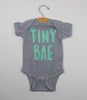Tiny Bae baby bodysuit