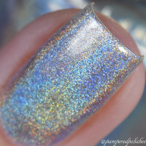 Intergalosstic hologram nail polish