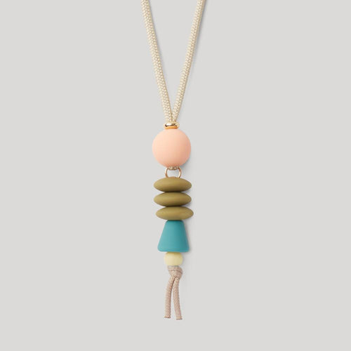 Dewdrop Keepsake teething necklace