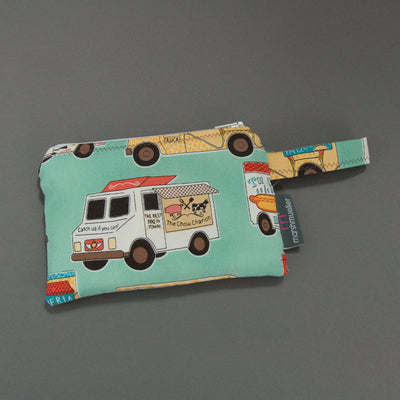 Food Trucks reusable snack bag