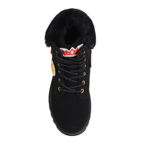 Lugz Grade School Empire Hi Fur X Scary Mommy