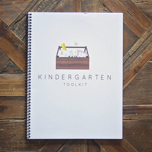 Kindergarten Toolkit lesson booklet
