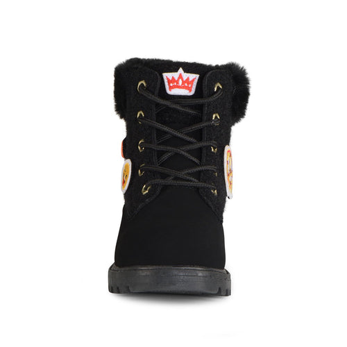 Lugz Pre-School Empire Hi Fur X Scary Mommy