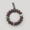 Pewter teething bracelet