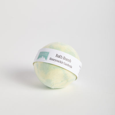 Honeysuckle Gardenia Bath Bomb