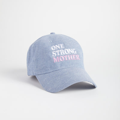 One Strong Mother hat