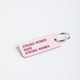 Strong Women Raise Strong Women keychain