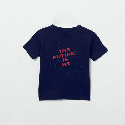 The Future is Me toddler t-shirt