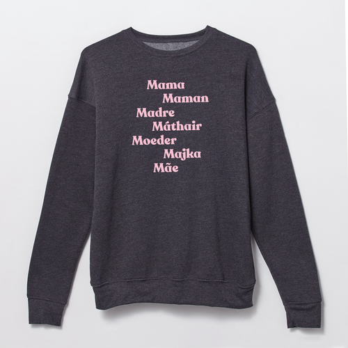Worldwide Mama crewneck sweatshirt