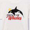 Prince of Whales kids t-shirt