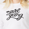 Girlgang long sleeve t-shirt