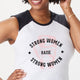 Strong Women Raise Strong Women Boxing tank