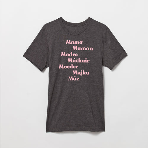 Worldwide Mama t-shirt