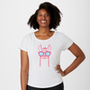 Mama Llama illustrated t-shirt