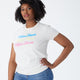 Mom Power boxy tee