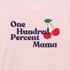 100% Percent Mama cherry t-shirt
