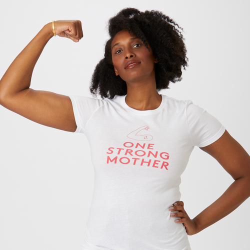 One Strong Mother t-shirt