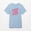 Strong Women Raise Strong Women stars t-shirt
