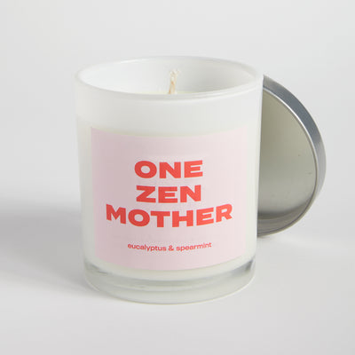 One Zen Mother candle