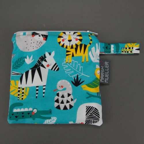 Funimals reusable sandwich bag