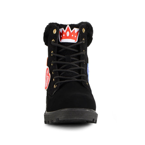 Lugz Women's Empire Hi Fur X Scary Mommy